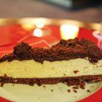 La cheesecake al caffè, un ottimo fine pasto estivo