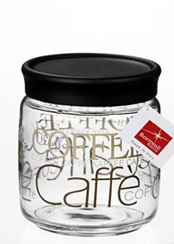 BARATTOLO GIARA 0,75 LITRI PER CAFFÈ BORMIOLI IN VETRO E PLASTICA – Miglior Prezzo