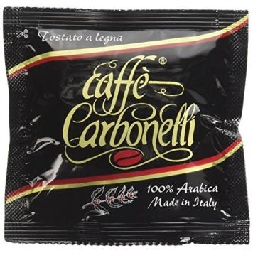 Caffè Carbonelli 150 Cialde Ese, Miscela Arabica – 1 Scatola – Miglior Prezzo