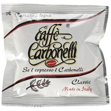 Caffè Carbonelli 150 Cialde Ese, Miscela Classic – 1 Scatola – Miglior Prezzo