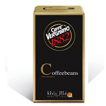 Caffè Vergnano 1882 Coffee Beans 250 grammi – Miglior Prezzo