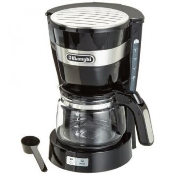 De'Longhi ICM14011 Macchina per Caffè Filtro – Miglior Prezzo