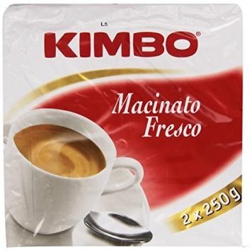 Kimbo Fresco Caffè Macinato – 500 gr – Miglior Prezzo