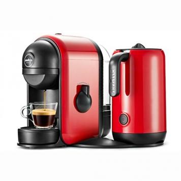 Lavazza 10080937 Macchina Caffè Minù, 1750 Watt, Rosso – Miglior Prezzo
