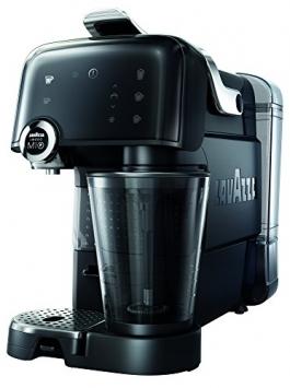 Lavazza, LM7000, Macchina del caffè Fantasia, con montalatte integrato, Nero (schwarz) – Miglior Prezzo