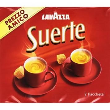 Lavazza Suerte Miscela di Caffè – 2 Pacchetti – Miglior Prezzo