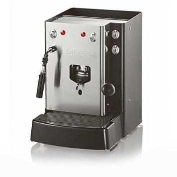 MACCHINA CAFFÈ A CIALDE LA PICCOLA SARA CON VAPORE + 24 CIALDE MUSETTI – Miglior Prezzo