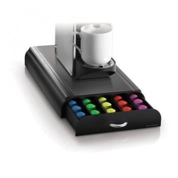 Mind Reader Anchor – Cassetto porta capsule Nespresso, per 50 capsule – Miglior Prezzo