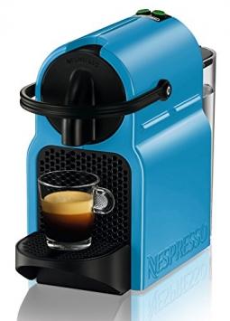 Nespresso Inissia EN80.PBL Macchina per Caffè Espresso, Pacific Blue – Miglior Prezzo