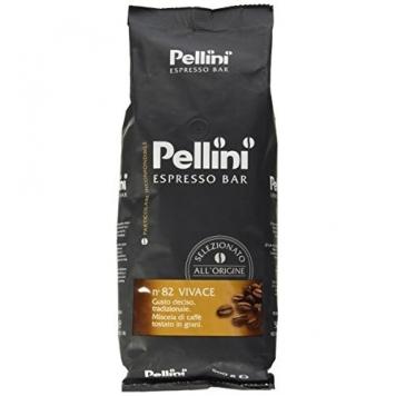 Pellini Espresso Bar N. 82, Vivace – 500 gr – Miglior Prezzo