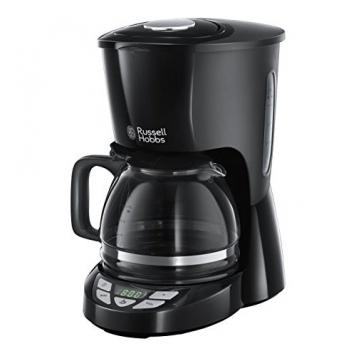 Russell Hobbs 22620-56 Macchina del Caffè Texture Plus, Nero – Miglior Prezzo