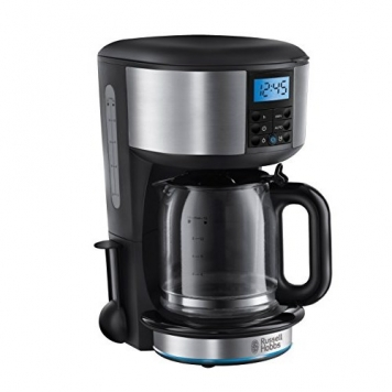 Russell Hobbs Buckingham 20680-56 Macchina Caffè, 1000 W, Acciaio Satinato – Miglior Prezzo