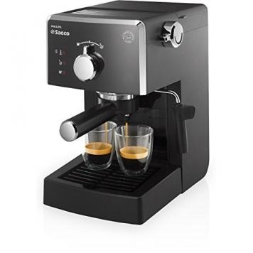 Saeco HD8423/11 Poemia Macchina Espresso Manuale, Nero – Miglior Prezzo