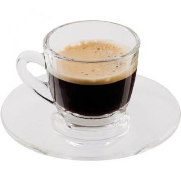 ScanPart – Set con tazza per caffè espresso, in vetro, 2 pezzi – Miglior Prezzo