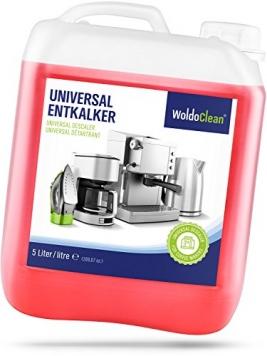 WoldoClean Decalcificante Liquido Per Macchine Caffe 5 litri – Miglior Prezzo