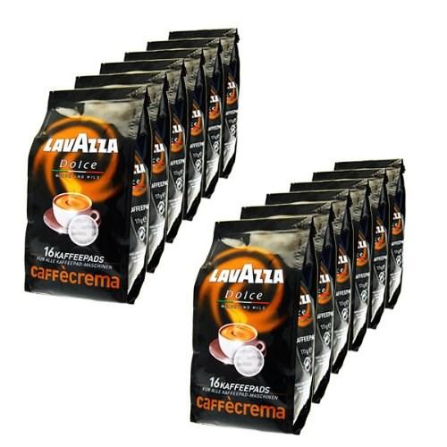 Lavazza crema dolce caff in cialde 12 confezioni 12 x - Cialde lavazza prezzo ...