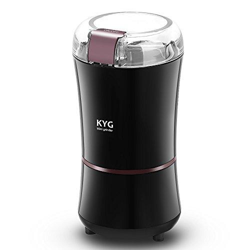 Kyg macinacaff elettrico 300w con lame in acciaio inox inossidabile miglior prezzo vendita - Casa in acciaio prezzo ...