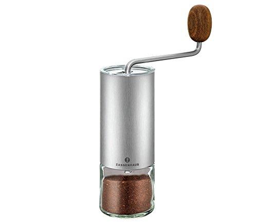 Zassenhaus quito macinacaff in acciaio inox miglior prezzo vendita online su espressocasa - Casa in acciaio prezzo ...