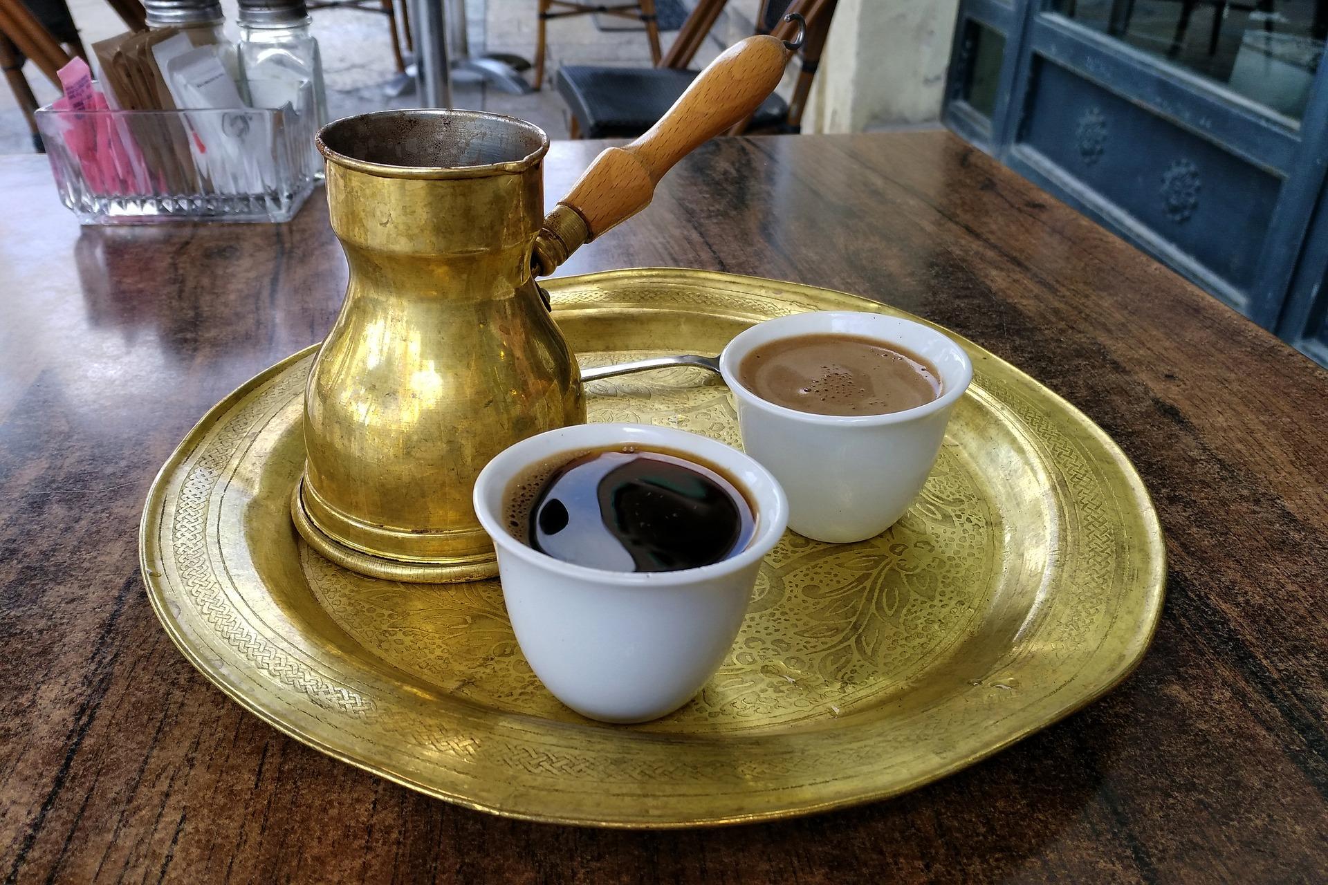 Come preparare il caffè alla turca